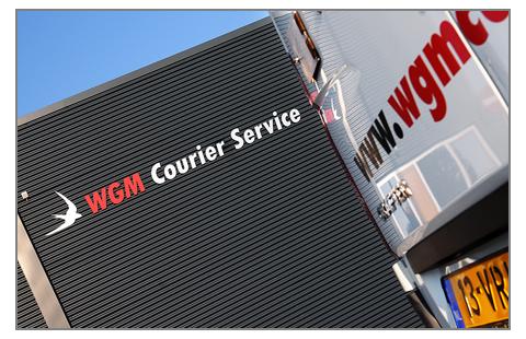 WGM koeriers is snelkoerier en expresskoerier voor hel Nederland