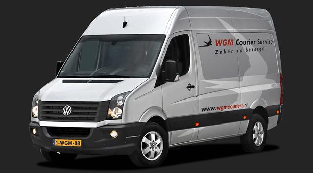 Bus WGM koerier Service