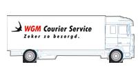 WGM Koeriersdienst Roosendaal Vrachtwagen 4