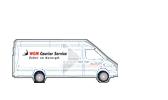 WGM Koeriersdienst Roosendaal Wagen 2