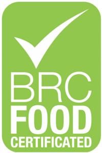 gekoeld transport volgens BRC gecertificeerde normering