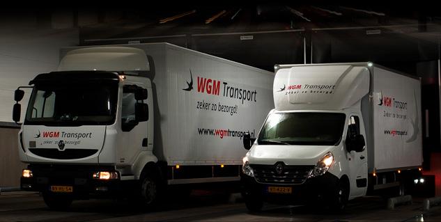 Sneltransport transportbedrijf Roosendaal